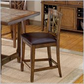 Hillsdale Villagio Scroll Back Counter Stools (set of 2)