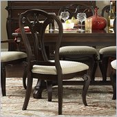 Hillsdale Grandover Dining Chair in Dark Cherry (set of 2)