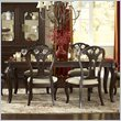 ADD TO YOUR SET: Hillsdale Grandover Extension Rectangle Table in Dark Cherry