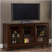 Hillsdale Arrow 60 Entertainment Console in Espresso
