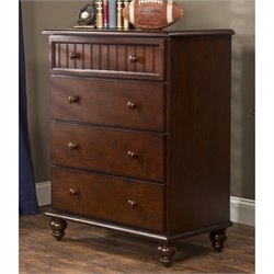 Hillsdale Westfield Chest in Espresso Finish