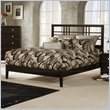 ADD TO YOUR SET: Hillsdale Tiburon Kona Platform Bed in Espresso Finish