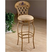 Hillsdale Rooster 26.5 Inch Swivel Counter Stool
