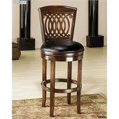 Hillsdale Vienna 31 Inch Swivel Bar Stool