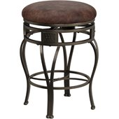 Faux Leather Counter stool