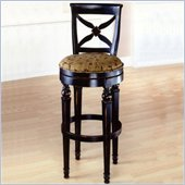 Hillsdale Normandy 26 Inch Swivel Counter Stool