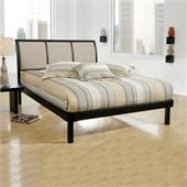 Hillsdale Erickson Modern Upholstered Platform Bed