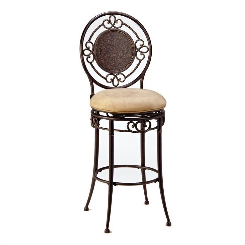 Hillsdale Richland 26quot Counter Height Swivel Bar stool eBay : 9679 L from ebay.com size 798 x 798 jpeg 58kB