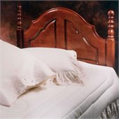 Hillsdale Cheryl Headboard in Cherry Finish
