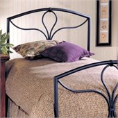 Hillsdale Morgan Metal Headboard