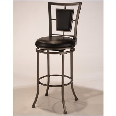 Hillsdale Auckland Swivel Counter Stool