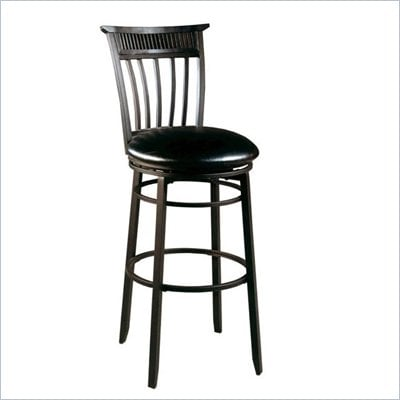 Hillsdale Cottage 26 Inch Swivel Counter Height Bar Stool