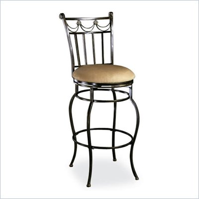 Hillsdale Camelot II 30 Inch Swivel Bar Stool