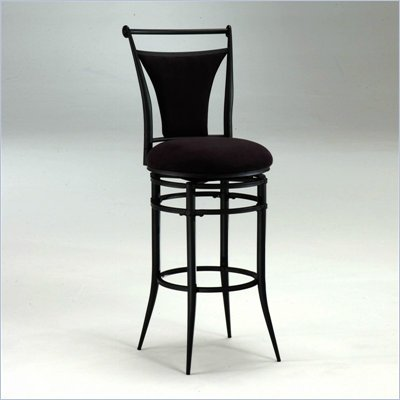 Hillsdale Cierra 30 Inch Swivel Bar Stool