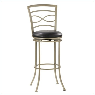 Hillsdale Danville 24'' Swivel Counter Stool
