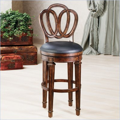 Hillsdale Dover 30 Inch Swivel Bar Stool