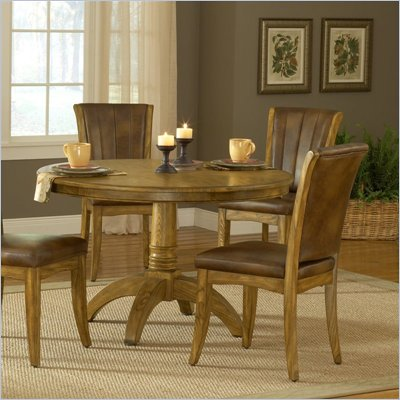 Hillsdale Grand Bay Round Dining Table