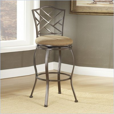 Hillsdale Hanover 24 Inch Swivel Counter Stool