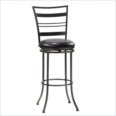 Hillsdale Holland 24'' Swivel Counter Stool