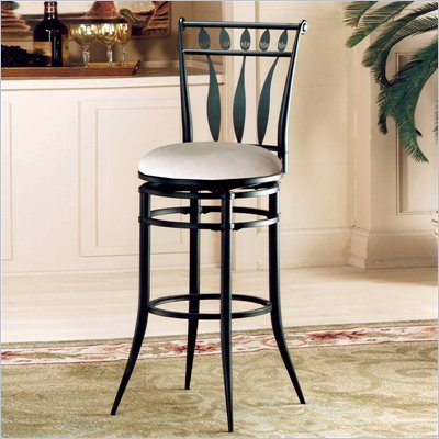 Hillsdale Hudson 30 Inch Swivel Bar Stool