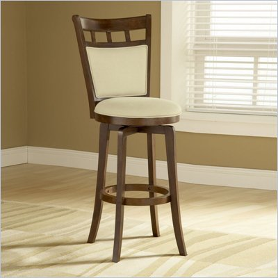 Hillsdale Jefferson 24 Inch Swivel Counter Stool
