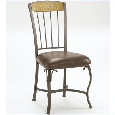 Hillsdale Lakeview Wood Panel Dining Chairs (Set Of 2)