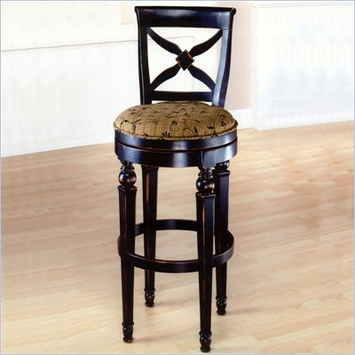 Hillsdale Normandy 30 Inch Swivel Bar Stool