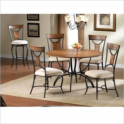 Hillsdale Pacifico 5-Piece Dining Set