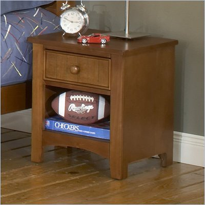 Hillsdale Taylor Falls Nightstand in Pine Finish