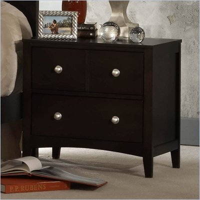Hillsdale Banyan-Brookland-Tiburon Nightstand