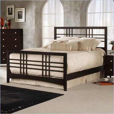 Hillsdale Tiburon Kona Espresso 5 Piece Bedroom Set