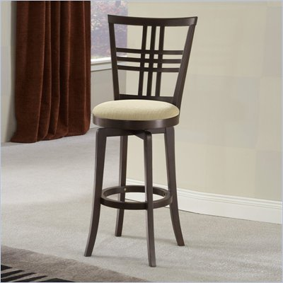 Hillsdale Tiburon II 24 Inch Swivel Counter Stool