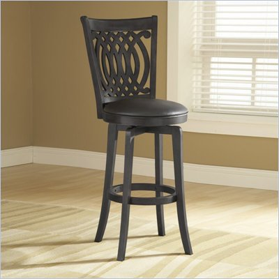 Hillsdale Van Draus 30 Inch Swivel Bar Stool