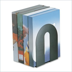 OIC Steel Construction Heavy-Duty Bookend