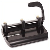 OIC Heavy-Duty Adjustable Three-Hole Punch