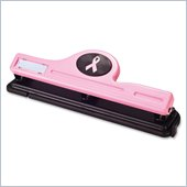 OIC Breast Cancer Awareness Hole Punch
