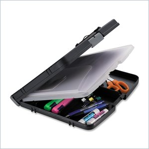 OIC Triple File Clipboard Storage Box