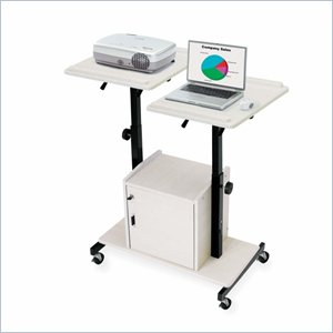 Oklahoma Sound PRC300 A/V Presentation Cart
