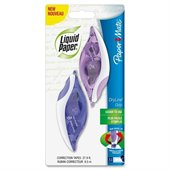 Paper Mate Translucent Dryline Grip Correction Tape