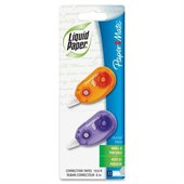 Paper Mate Liquid Paper DryLine Correction Tape with Dispenser