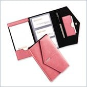 Rolodex Pink Envelope Card Book