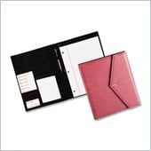 Rolodex Pink Envelope Pad Folio