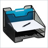 Rolodex Mesh Combo Tray