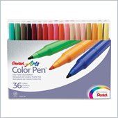 Pentel Color Pen Set