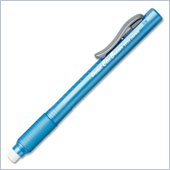 Pentel Clic Eraser Pen-Shaped Eraser