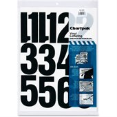 Chartpak Vinyl Numbers