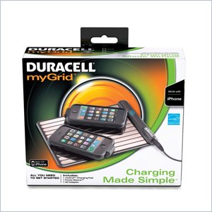 Duracell 42235 myGrid Induction Charger
