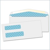 Quality Park 24532 Double Window Envelopes