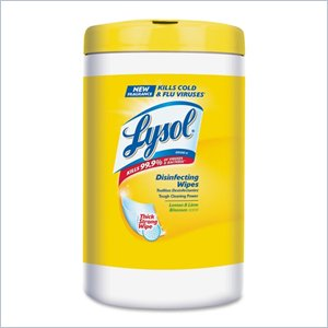 Lysol 4 in 1 Disinfecting Wipe
