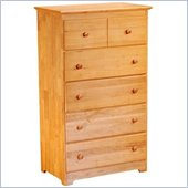 Atlantic Furniture Windsor 55 Inch 5 Drawer Chest